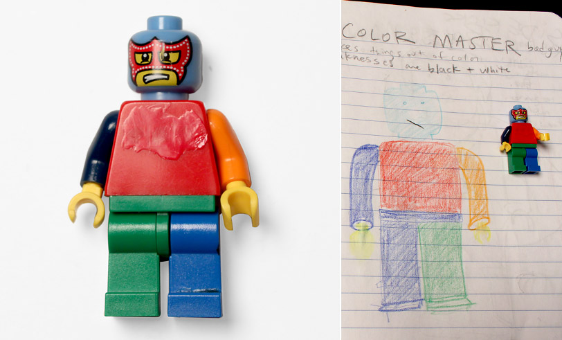 Make Your Own Lego Characters | Moomah the Magazine