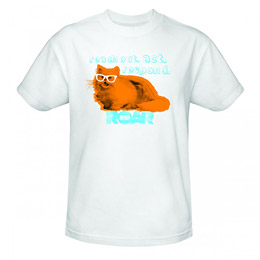 Cat T-Shirt by R.O.A.R