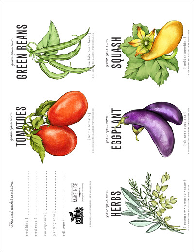 blank seed packet template - make nice mission seed selling fundraiser moomah the