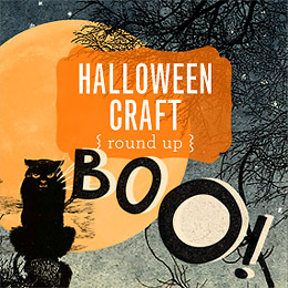 Halloween Craft Round-Up
