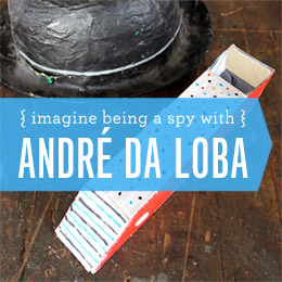 Make It! A spy Periscope with André da Loba