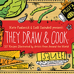 Meet the Artists: They Draw and Cook!