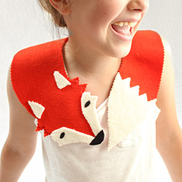 Make It! Faux Fox Collar