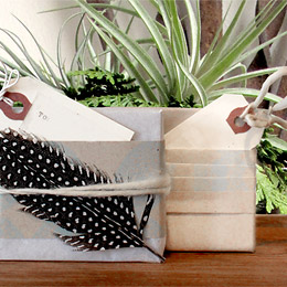 Gift Packaging Inspiration