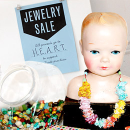 Make Nice Mission: Jewelry Selling Fundraiser