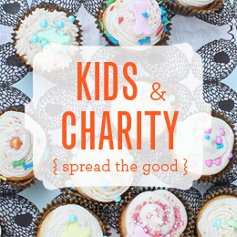 Kids and Charity