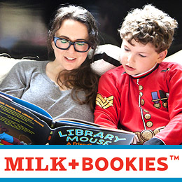Milk & Bookies: Meredith Alexander