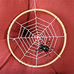 Make It! Spider Web Dream Weaver