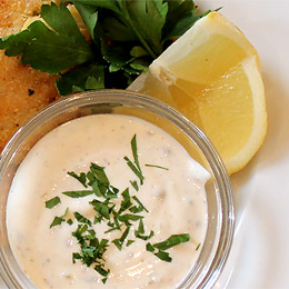 Low Fat Tartar Sauce