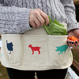 Make It! Farm Treat Pouch