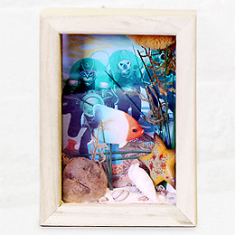 Under The Sea Shadowbox