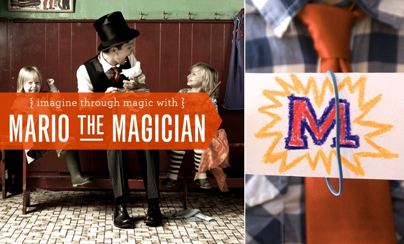Make It! Magic Tricks with Mario the Magician