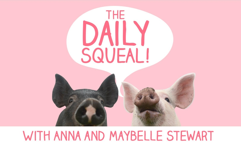 Presenting: Anna and Maybelle Stewart