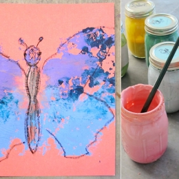 Make It: Butterfly Print