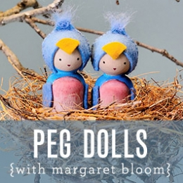 Making Peg Dolls, The Book