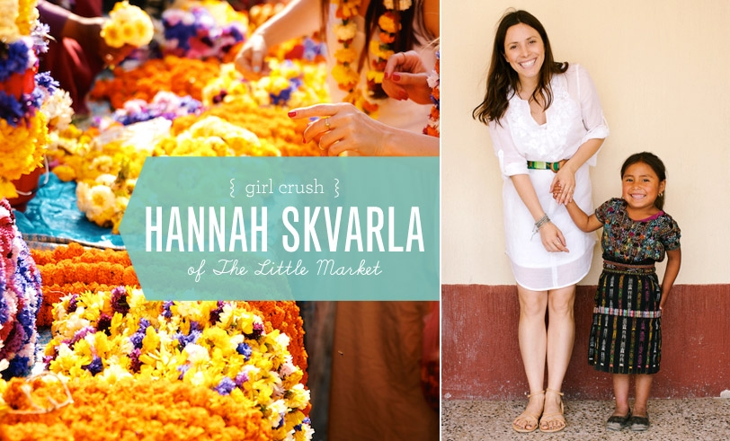 The Little Market: Hannah Skvarla