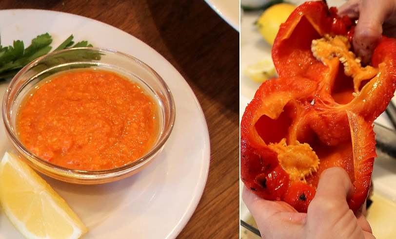 Romesco Dipping Sauce