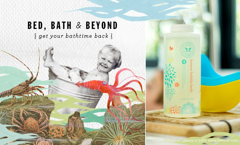 The Honest Company: Bed, Bath & Beyond