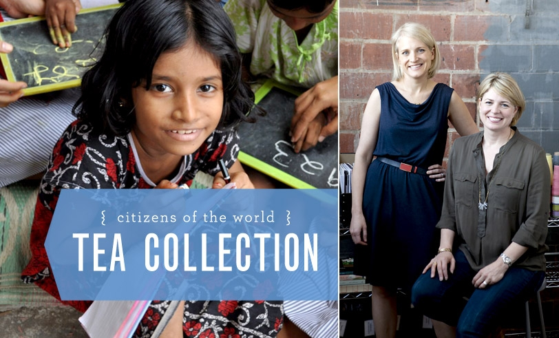 Tea Collection: Citizens of the World