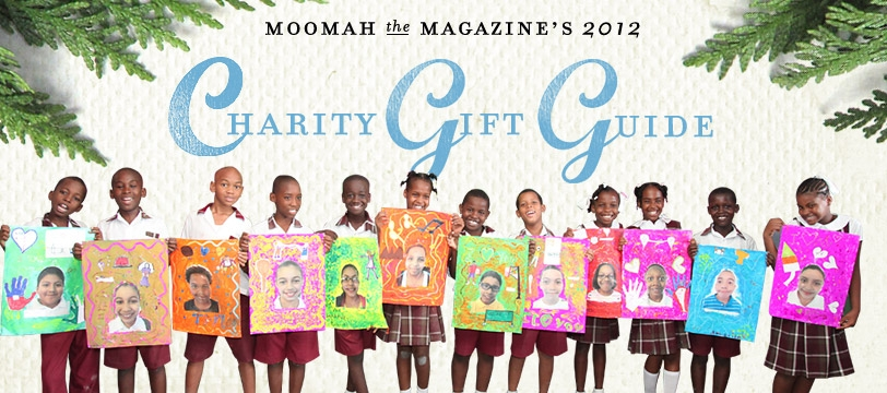 Charity Gift Guide