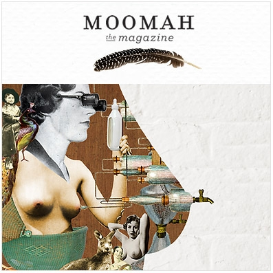 Introducing Moomah the Magazine