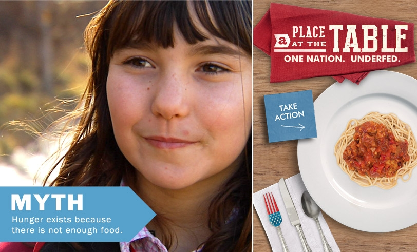 A Place at the Table: Parents Unite Against Hunger