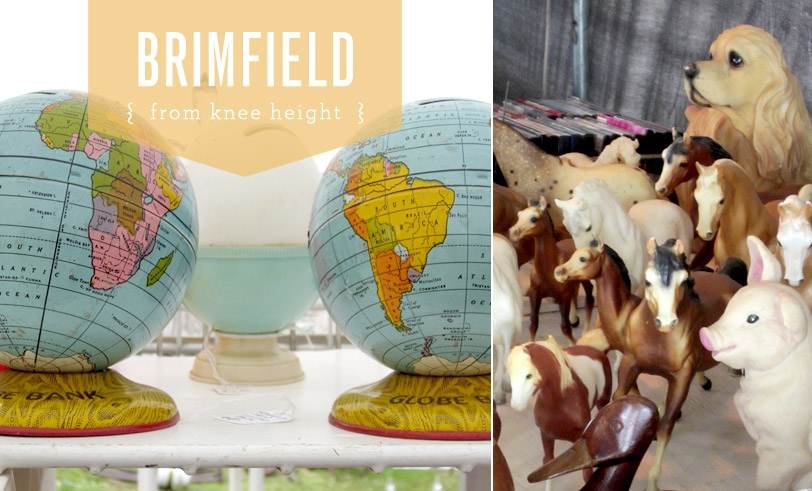 Brimfield: Transform your kid's room with vintage finds