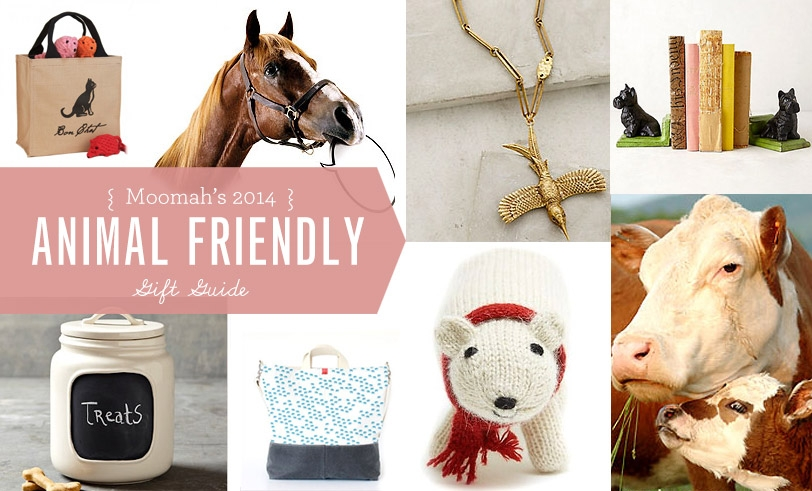 Animal Friendly Gift Guide