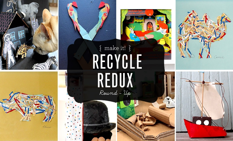 Make Nice Mission: Recycle Redux Round-up
